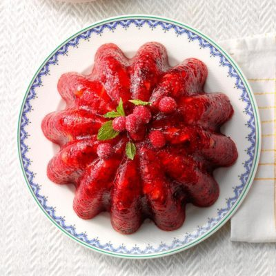 Molded Cranberry Orange Salad