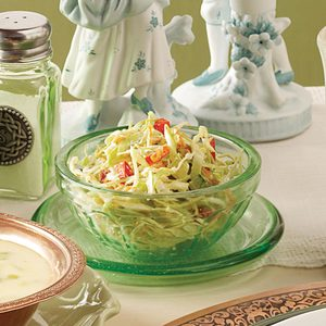 Mom's Best Coleslaw