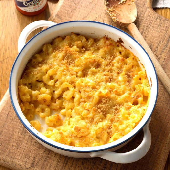 North Carolina: Mom's Macaroni and Cheese