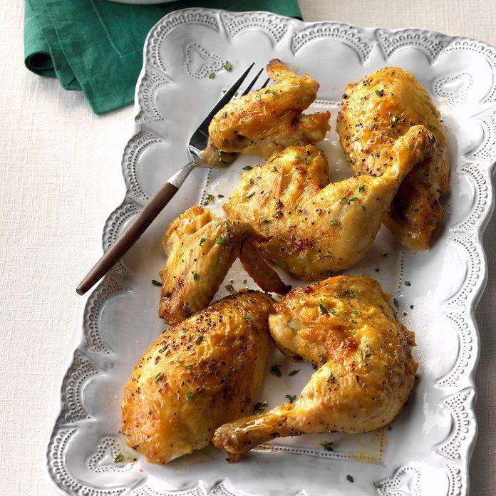 Mom's Roast Chicken