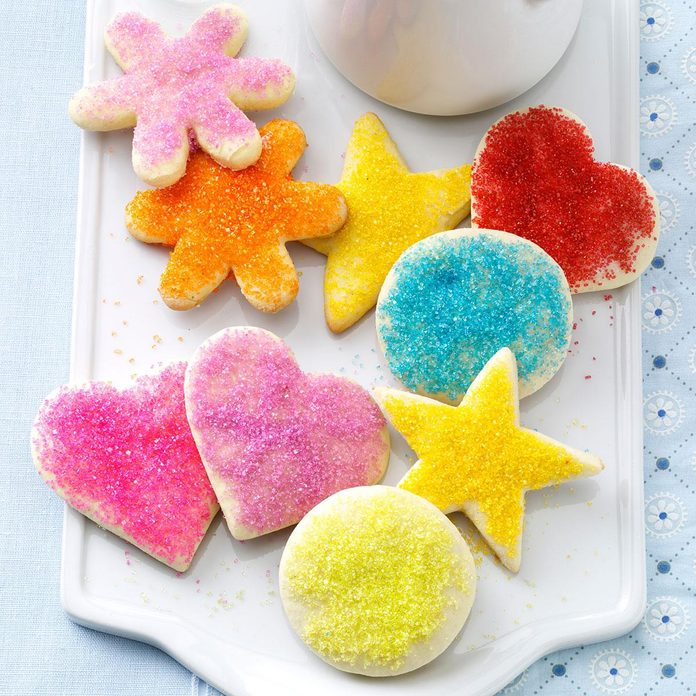 Mom's Soft Sugar Cookies