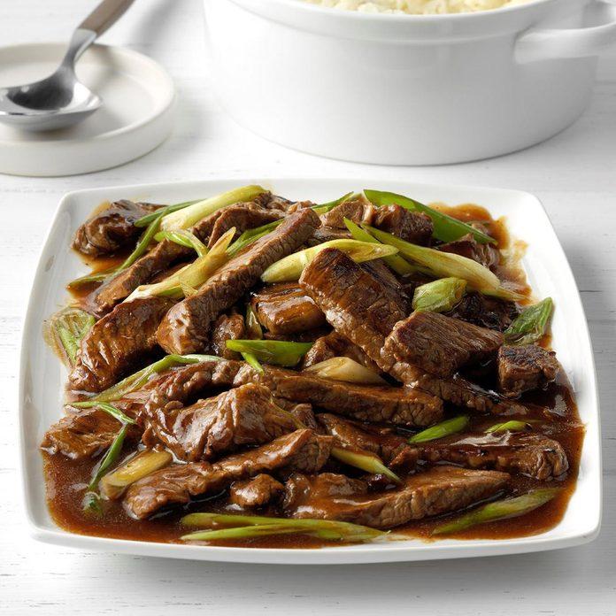 Day 26: Mongolian Beef