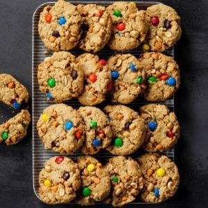 The Best M&M Cookie Recipes of All Time
