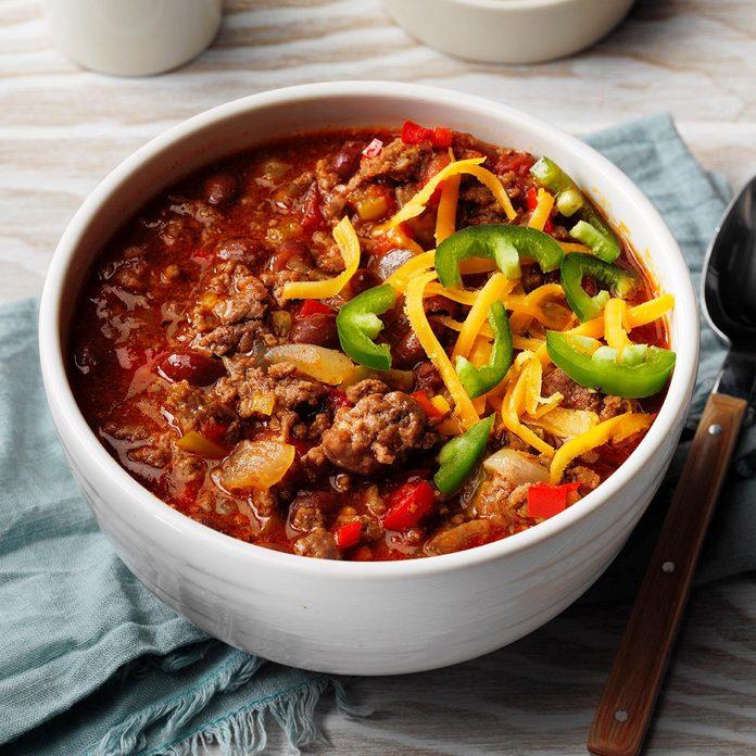 Spicy Montana Chili