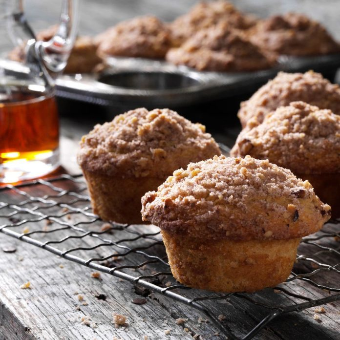 Kentucky: Morning Maple Muffins