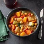 Moroccan Vegetarian Stew