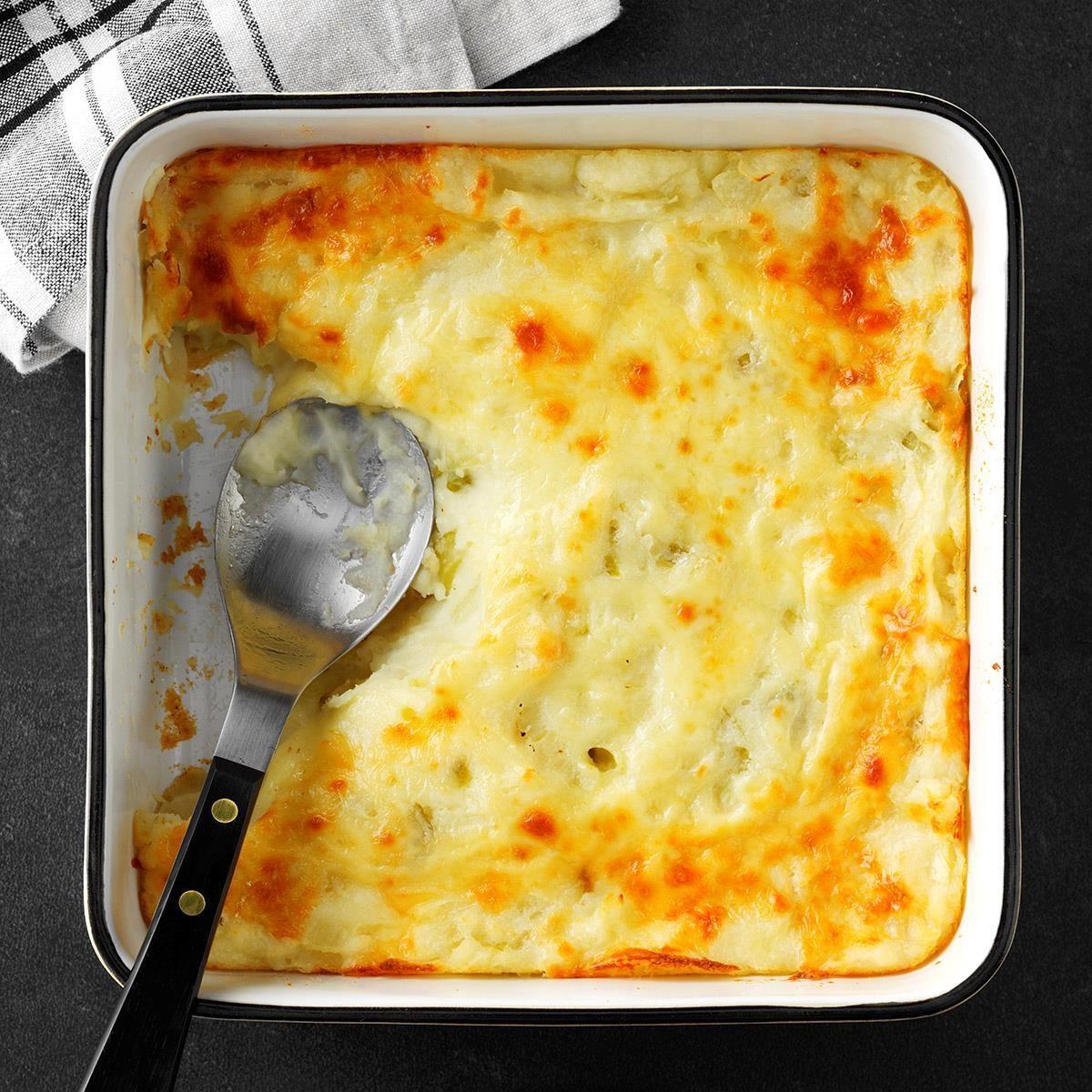 Mozzarella Mashed Potato Remix