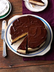 Mudslide Cheesecake