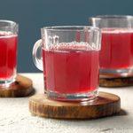 Mulled Grape Cider