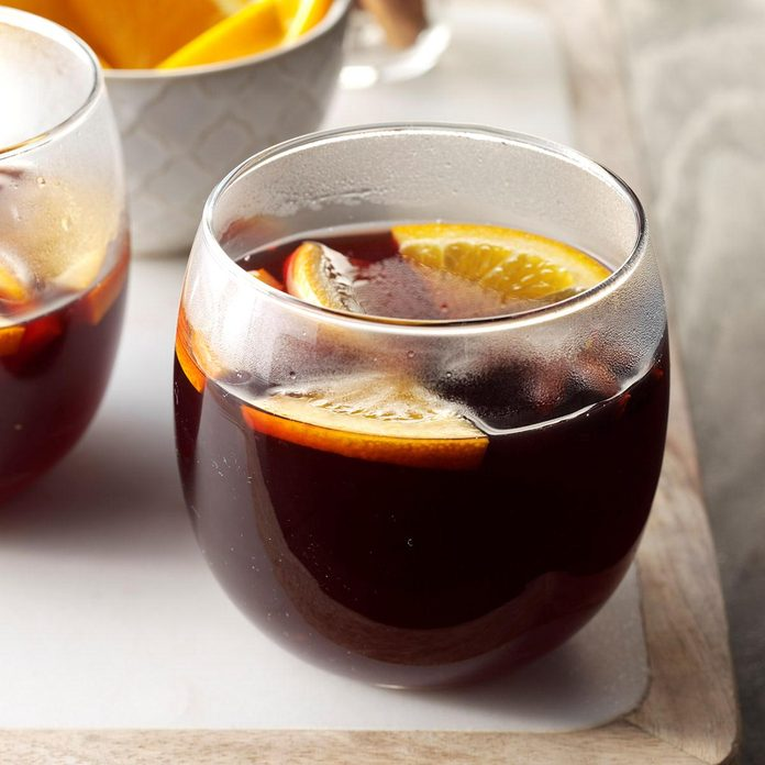 Cancer: Mulled Wine