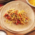 Mushroom Bean Burritos
