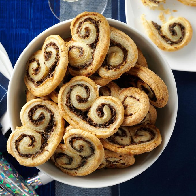 Inspired by Candice's Mushroom Palmiers