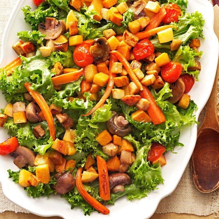 My Underground Vegetable Salad