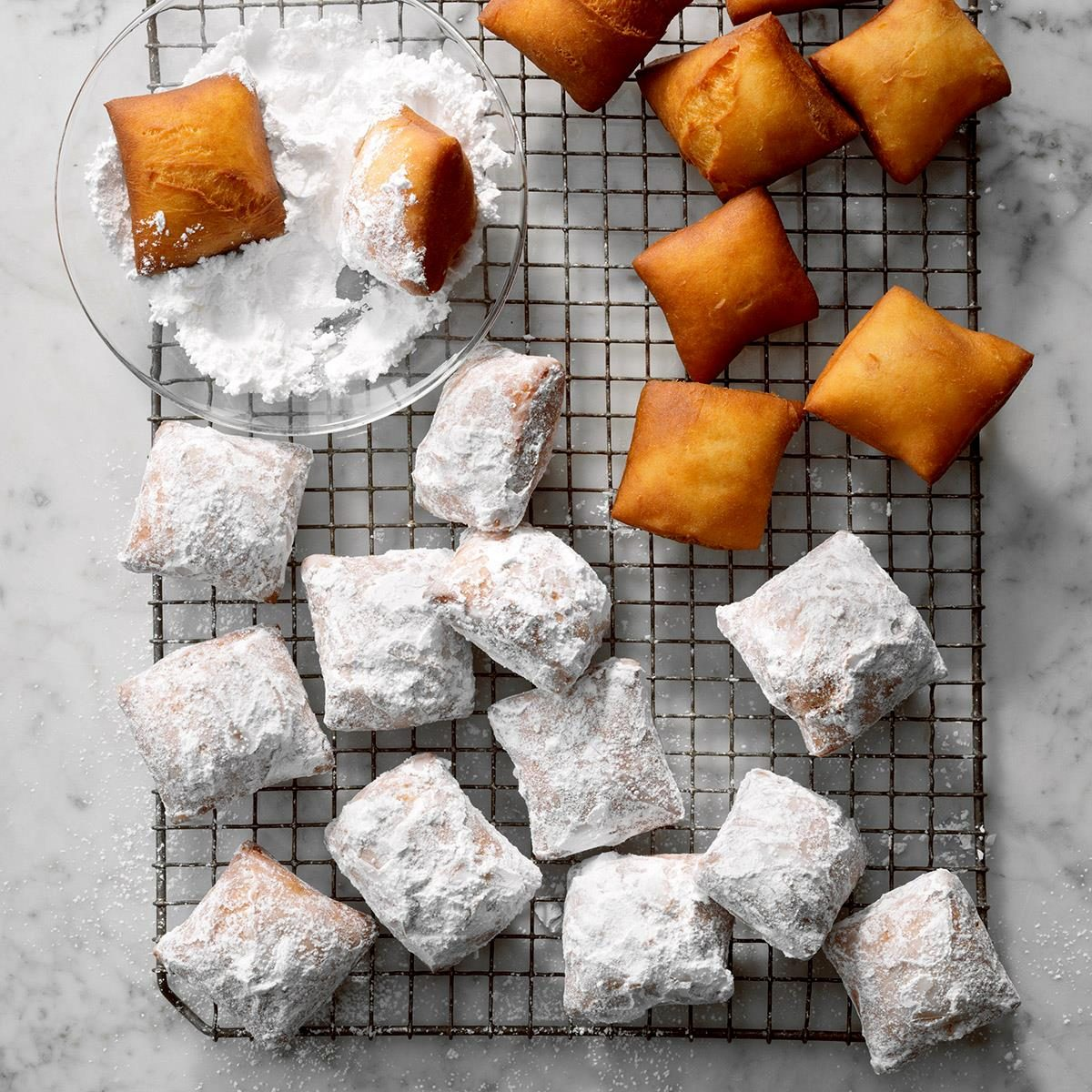 new orleans beignets recipe