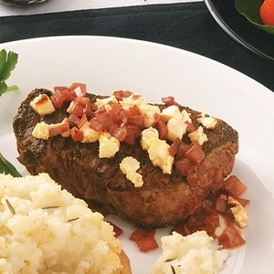 New Year's Eve Tenderloin Steaks