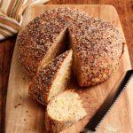 No-Knead Harvest Bread