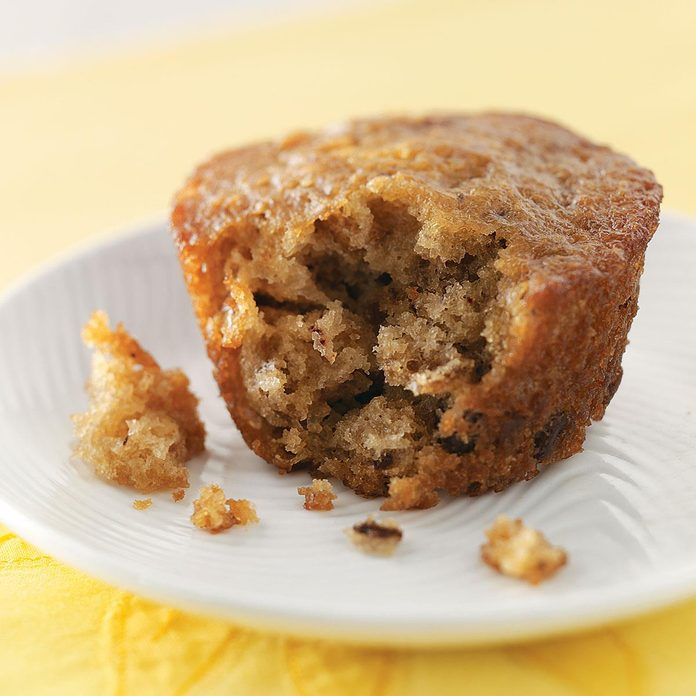 Nutty Maple Muffins