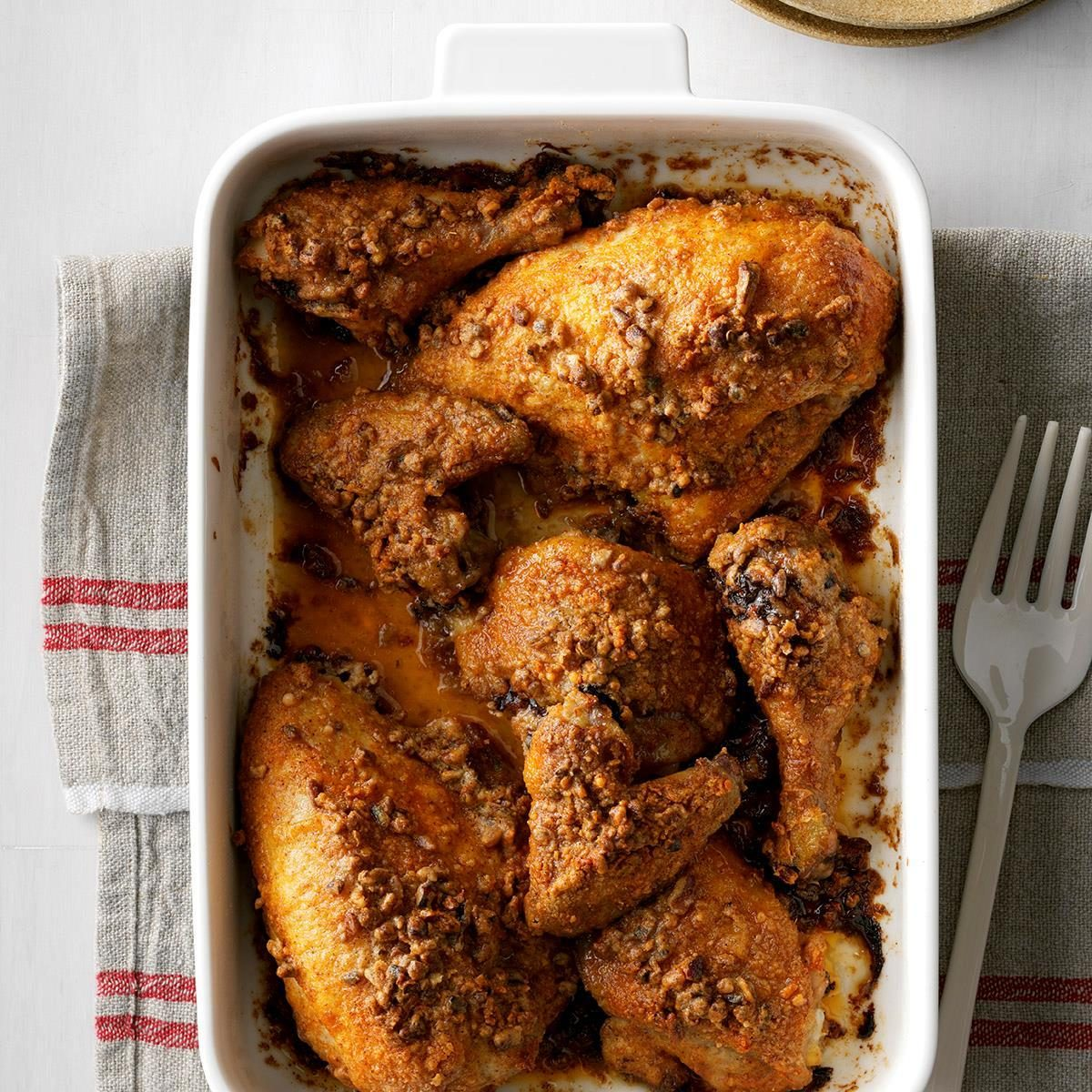 Our Crispiest Chicken Recipes