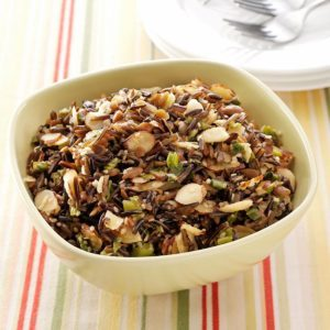 Nutty Wild Rice
