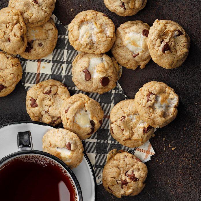 Oatmeal S'more Cookies