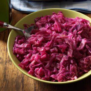 Oktoberfest Red Cabbage
