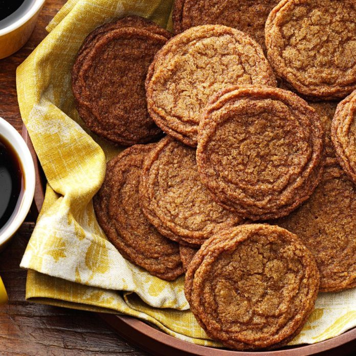 Old-Fashioned Gingersnaps