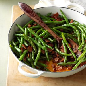 Old-Fashioned Green Beans