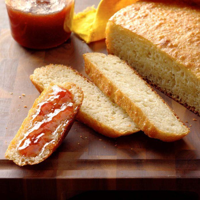 One-Dish No-Knead Bread