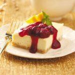 Orange Cheesecake Dessert