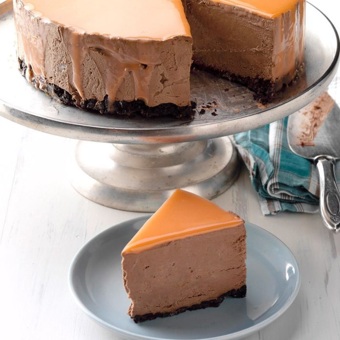 Orange Chocolate Mousse