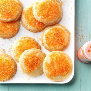 Orange Crispies
