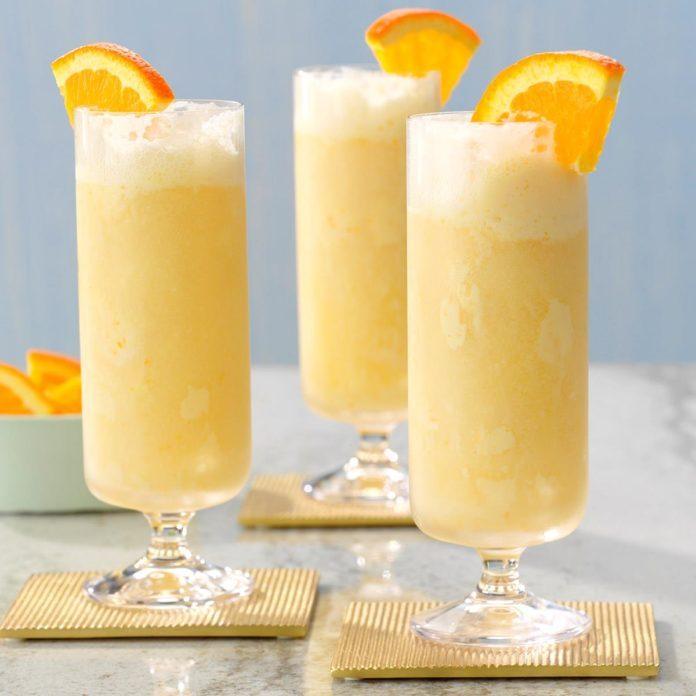 Orange Dream Mimosas