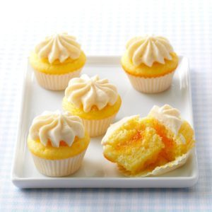 Orange Dream Mini Cupcakes