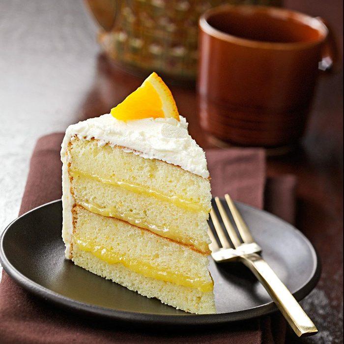 Orange Grove Cake