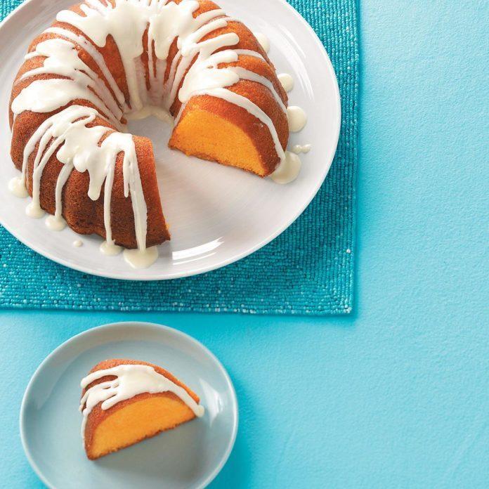Inspired by: Margaritaville Resort Orange Sunset Cake