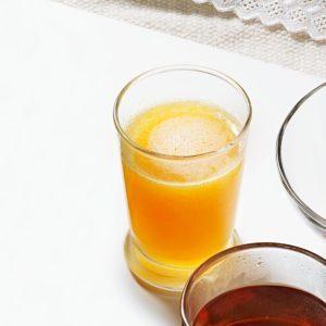 Orange-Peach Thirst Quencher