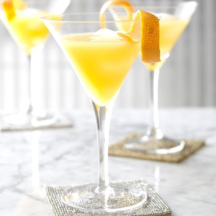 Orange Razzletini