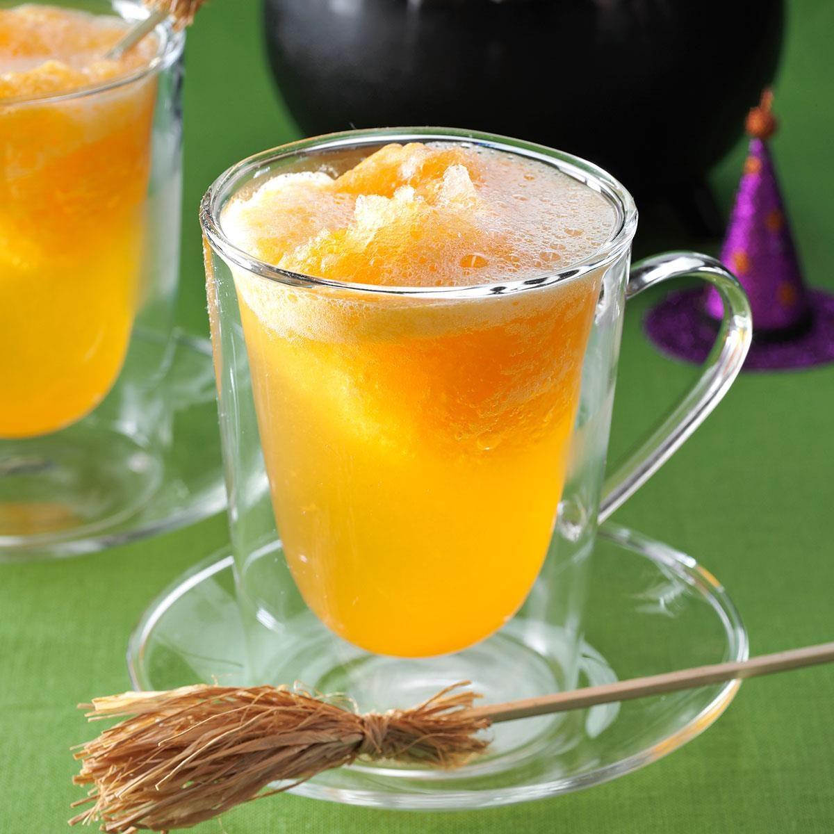 Orange Witches' Brew Punch