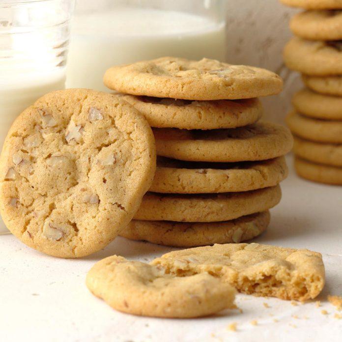 Original Brown Butter Refrigerator Cookies