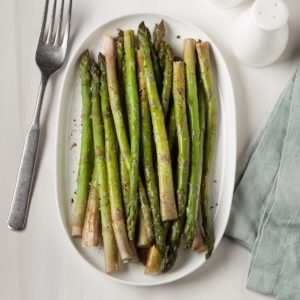 Oven-Baked Asparagus
