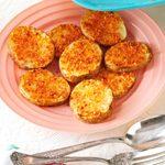 Oven-Fried Parmesan Potatoes