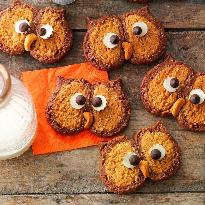 Utah: Owl Cookies