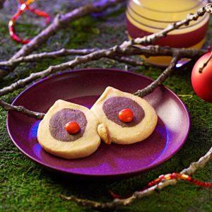 Owl Eyes Cookies