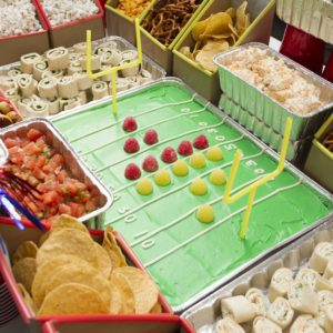 How to Build a Snack Stadium: The Ultimate Centerpiece for Your Super Bowl Party