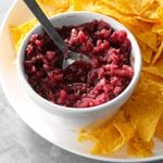 Pam's Pineapple Cranberry Salsa