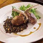 Pan-Seared Lamb Chops