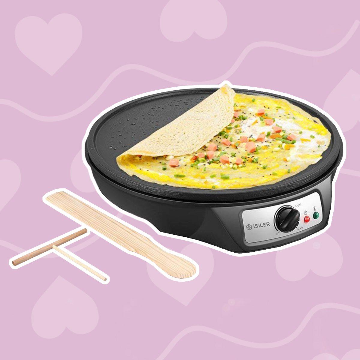 Pancake and Crepe Maker
