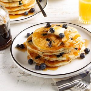 Pancakes for Two