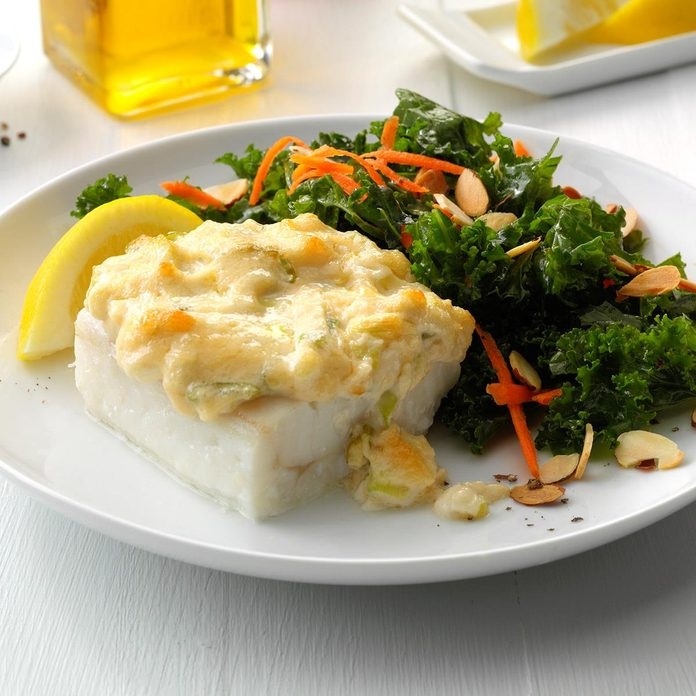 Day 17: Parmesan Baked Cod