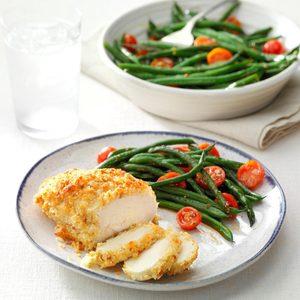 Buttery Parmesan Chicken